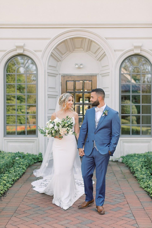 Ashford Estate Wedding Portraits   New Jersey Wedding Photographer Sarah Canning