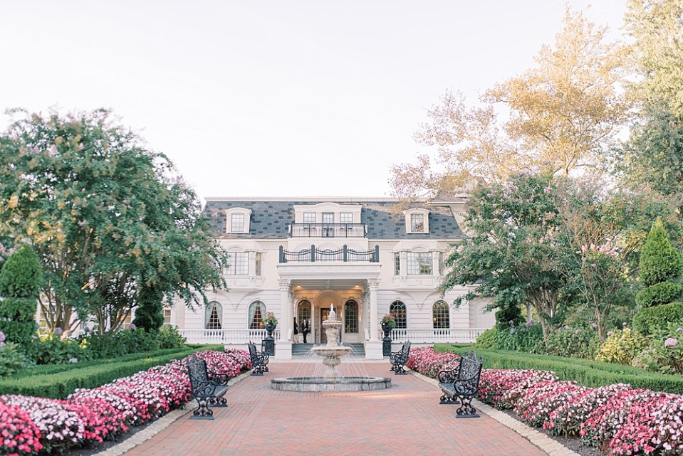 Ashford Estate | New Jersey Wedding Venue | Sarah Canning Photography