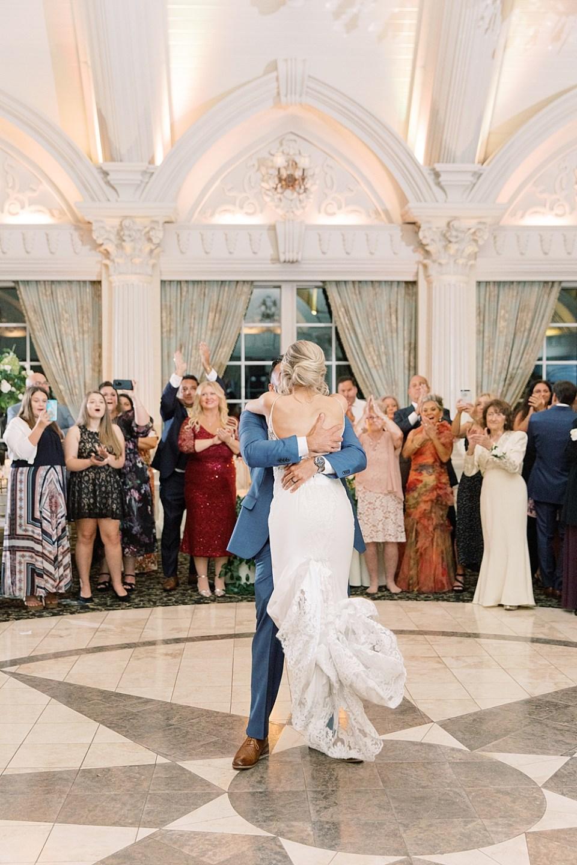 first dance | ashford estate wedding photography | sarah canning photography