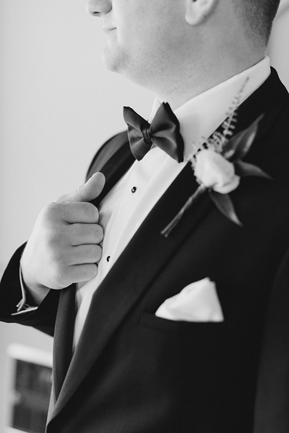 groom getting ready details | bear brook valley wedding | sarah canning photography