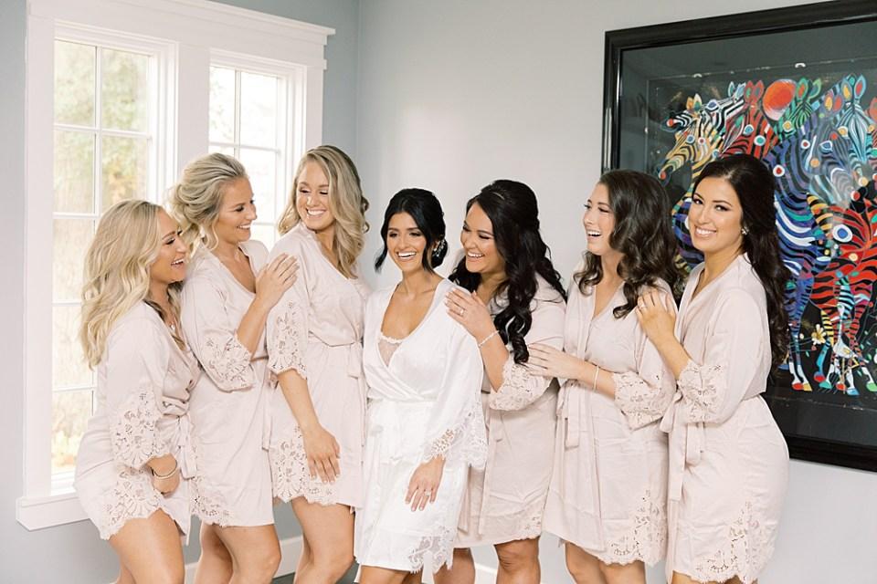 ryland inn wedding | bridal suite | sarah canning photography