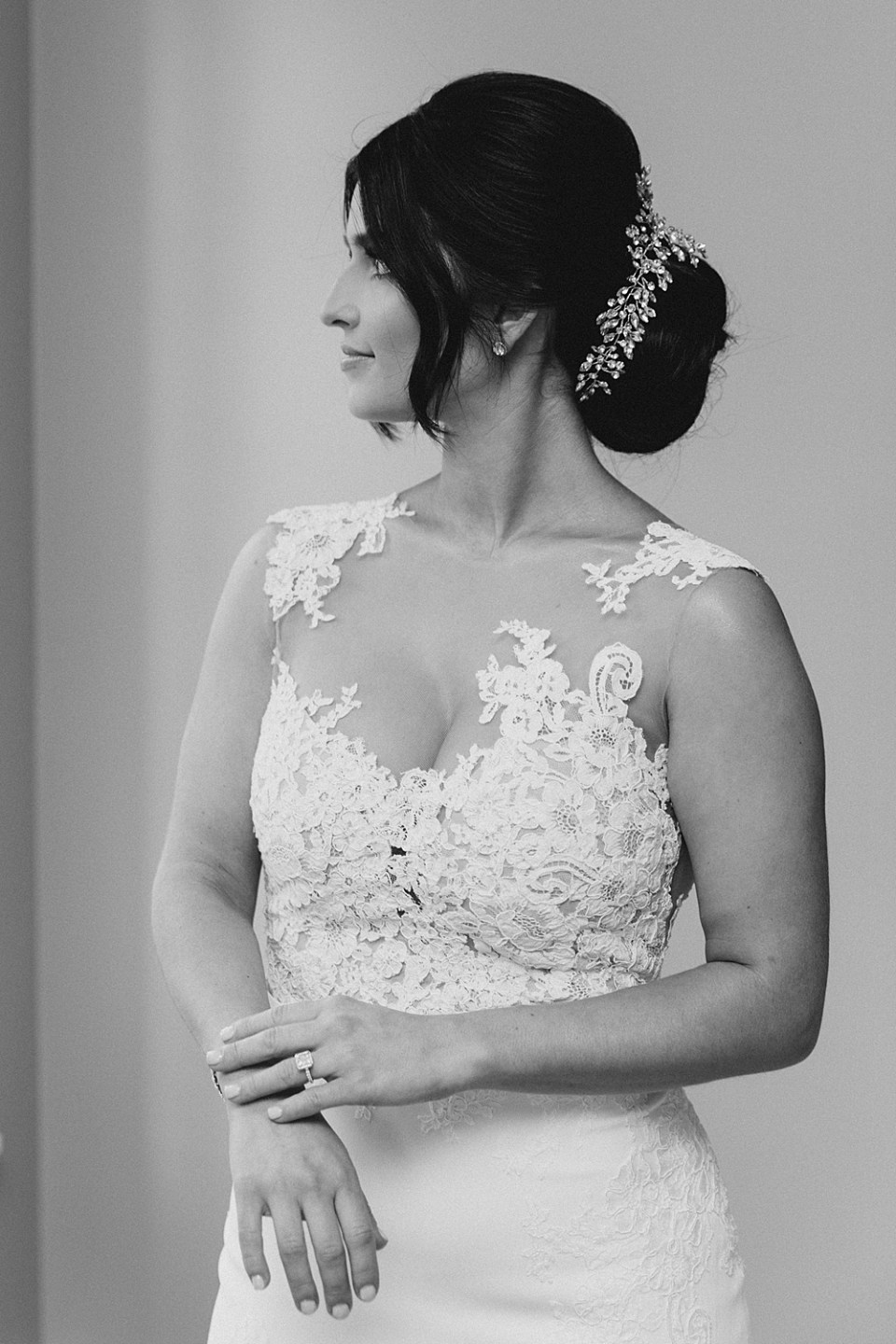 ryland inn wedding | bridal suite getting ready | sarah canning photography