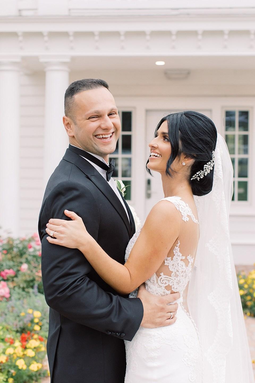 candid wedding portraits | ryland inn wedding photos by sarah canning