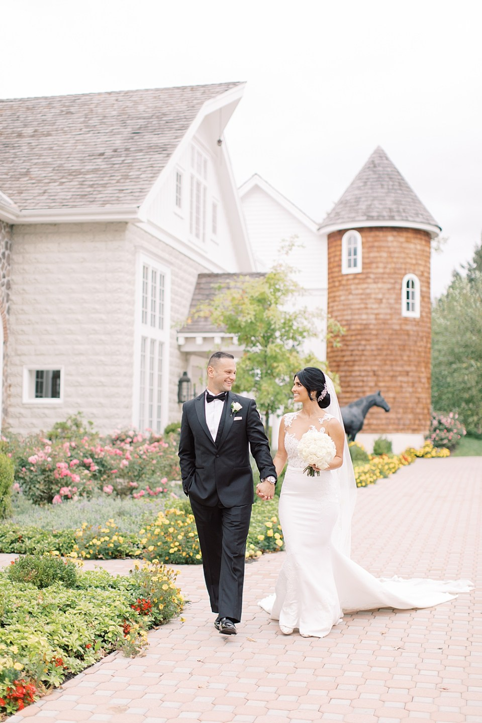 wedding photography at the ryland inn | new jersey wedding photographer sarah canning