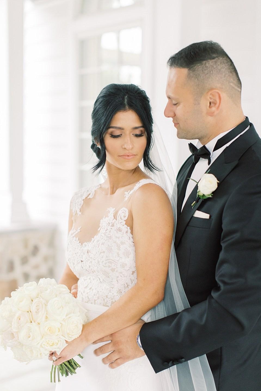 fine art wedding portraits | ryland inn wedding | sarah canning photography