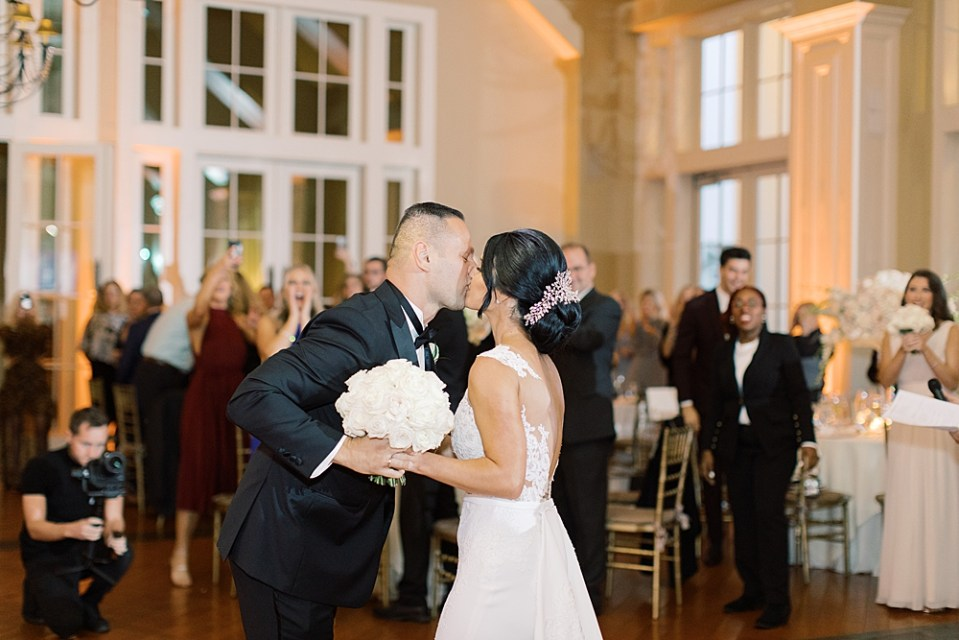 ryland inn wedding reception | new jersey wedding photography | sarah canning