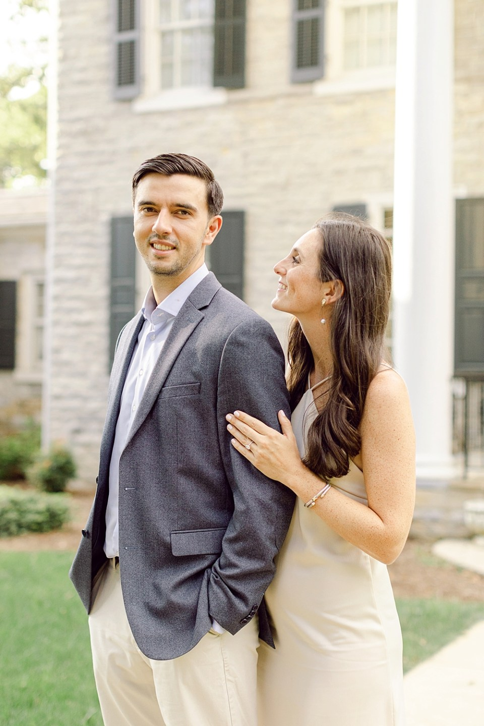 lancaster pennsylvania engagement photos | sarah canning photography