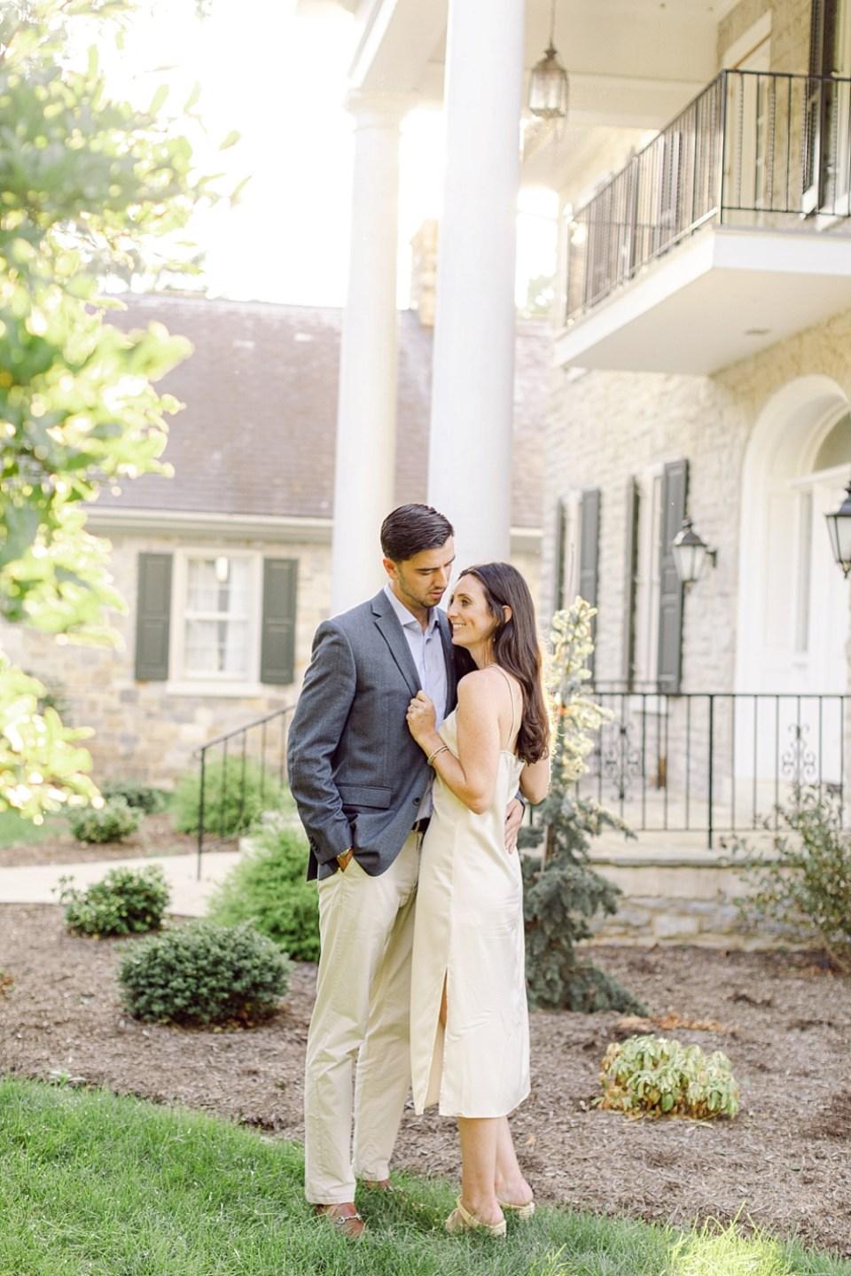 lancaster pennsylvania engagement photos | sarah canning photography