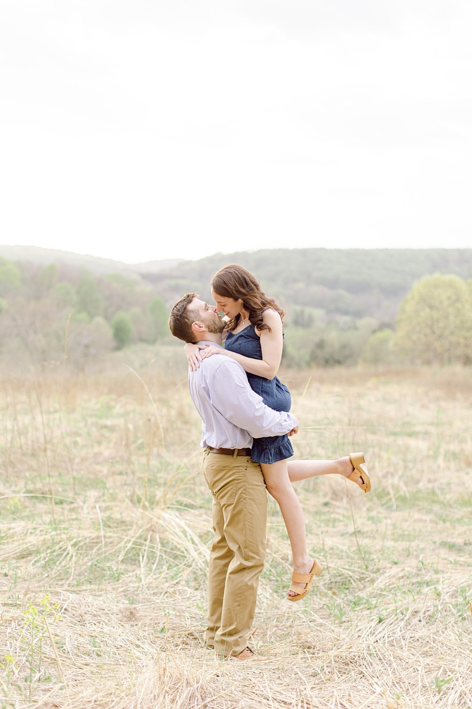 chester springs engagement session | pa wedding photographer sarah canning