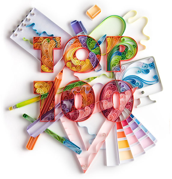 paper-quilling-top-100
