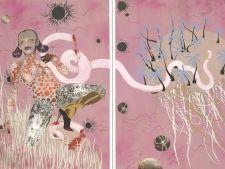 """Wangechi Mutu, """"A Fantastic Journey"""" @ Brooklyn Museum, NY"""