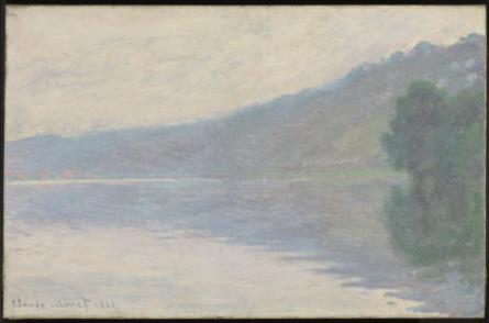 The Seine at Port-Villez 1894 Claude Monet 1840-1926 Purchased 1953 http://www.tate.org.uk/art/work/N06182