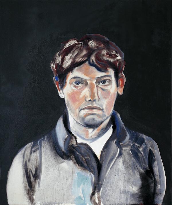 Rob Sketch Portrait