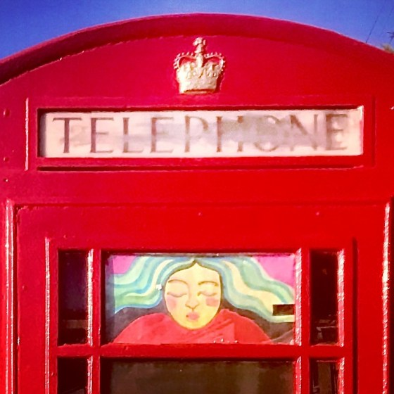 The Red Phone Box