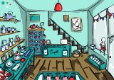initial indoor concept