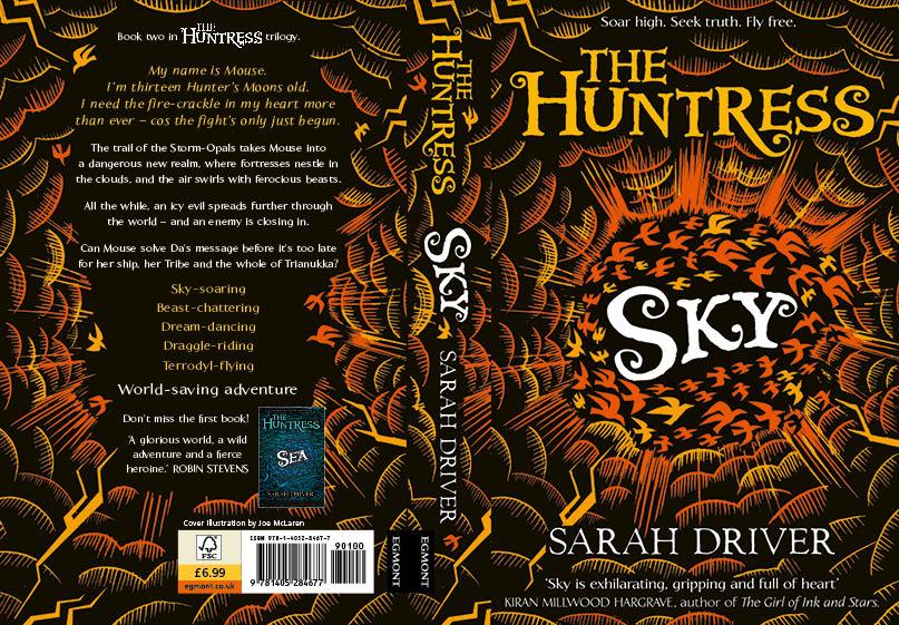 The Huntress: Sky Countdown – Meet The Designer!