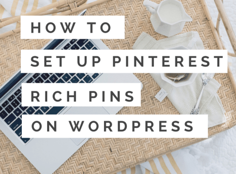 How to Set Up Rich Pins for Your WordPress Blog