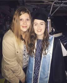 Julia - Graduation :)