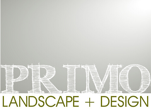 Primo Landscape and Design Logo