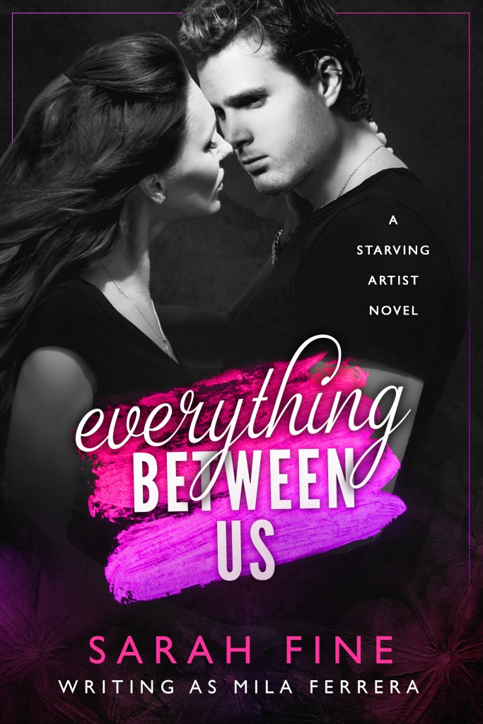 Book Cover: Everything Between Us