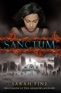 Book Cover: Sanctum