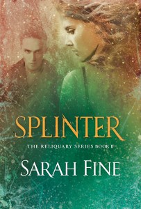 Book Cover: Splinter