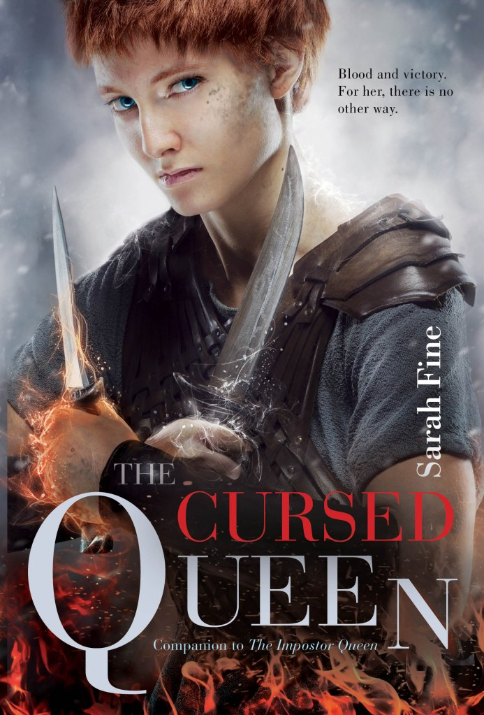 Book Cover: The Cursed Queen