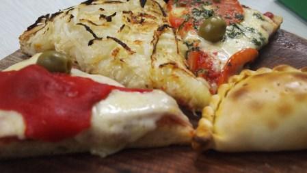 Fugazzeta Pizza El Cuartito