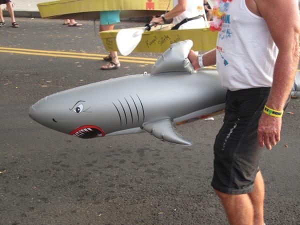 Parade Shark Kona