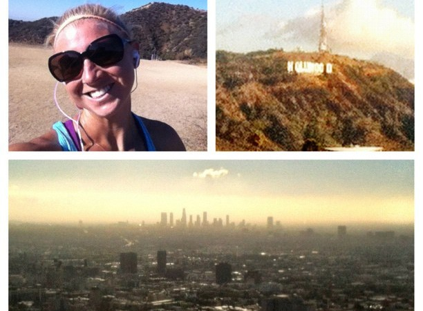 My Earth Bar Obsession & Runyon Canyon