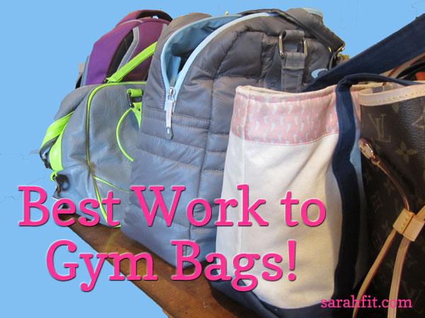 Best Gym Bag for Work