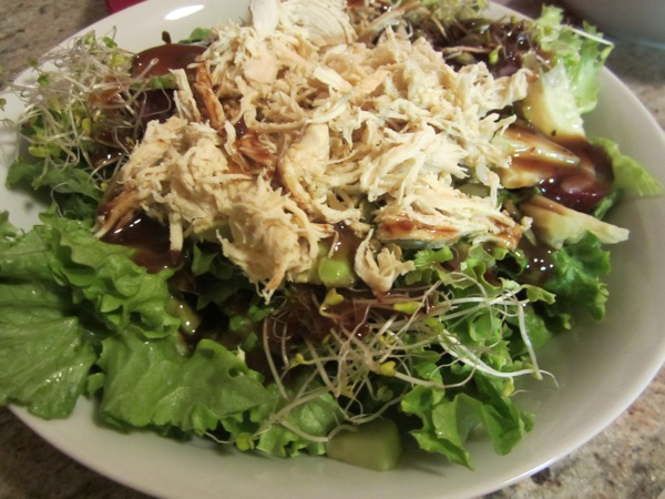 Add a little nutrition to your salads!