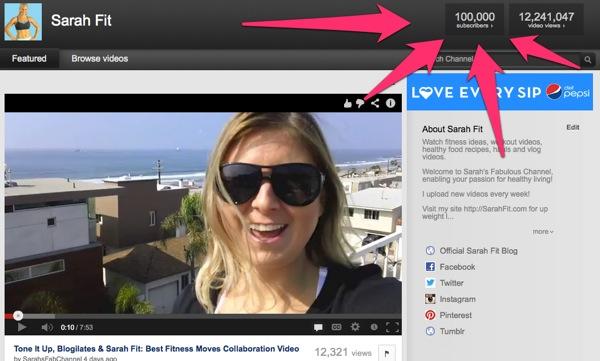 100K Subscribers