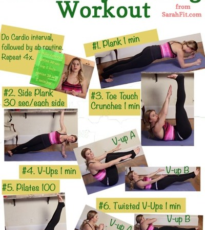 Lose Belly Fat Workout: St Patrick's Day Beer Belly Routine