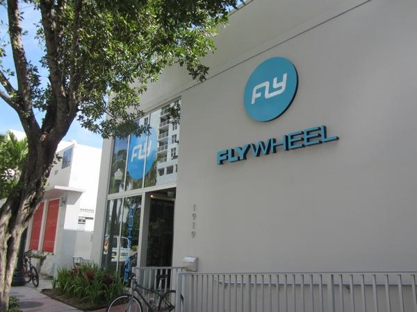 FlyWheel in Miami