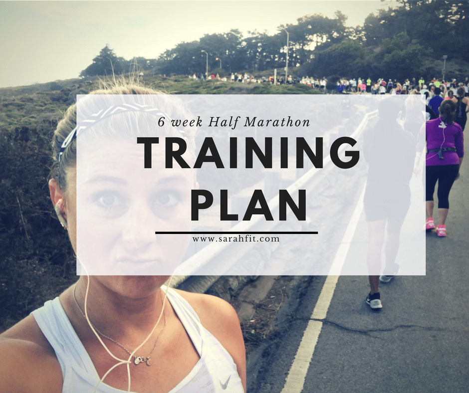 My Half Marathon Training Plan