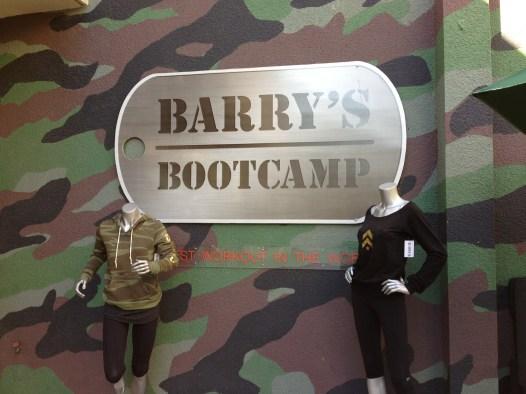 Barrys Bootcamp