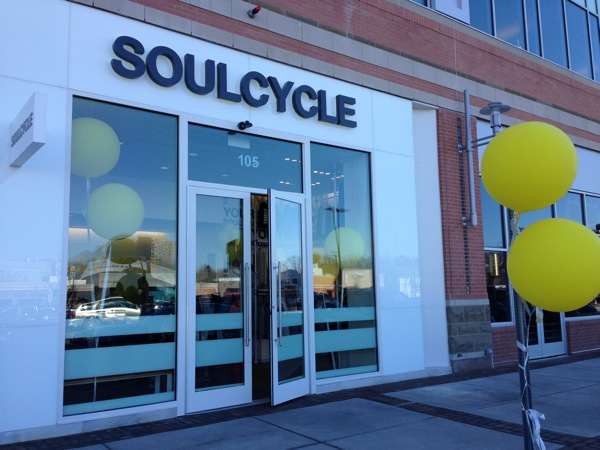 SoulCycle Chestnut Hill Review
