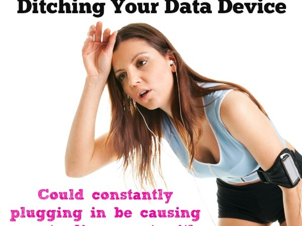3 Reasons To Consider Ditching Your Data Device (Or At Least Take a Trial Separation)