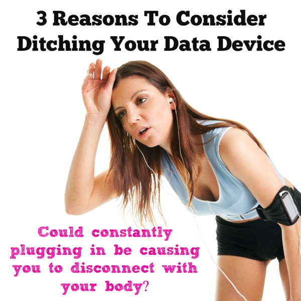 Ditch Your Data Device