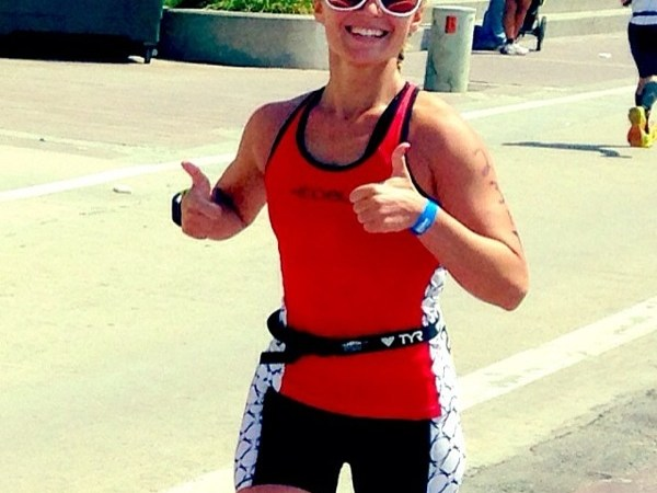 4 Week Sprint Triathlon Training Plan