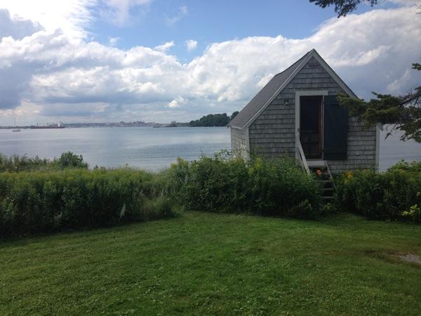 Barn Wedding Weekend in Maine