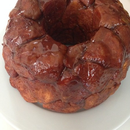 Gooey Caramel Monkey Bread Recipe