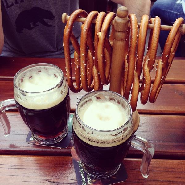 Go Ahead Drink The Dark Beer