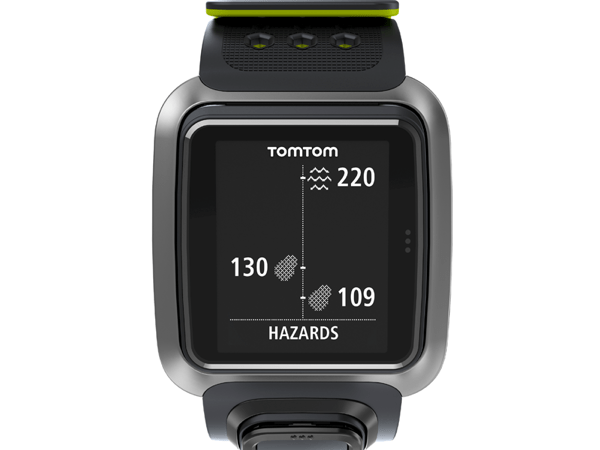 Father's Day Gift Idea and Giveaway: TomTom Golfer