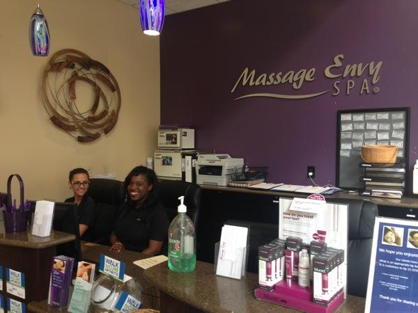 Massage Envy Review + Giveaway