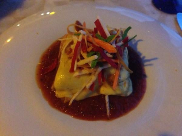mexican dinner enchiladas