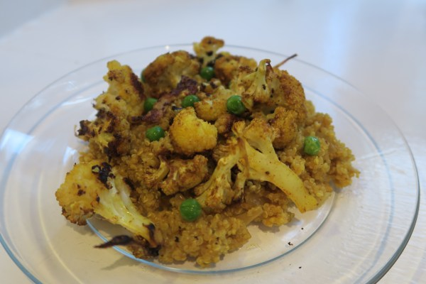 Curry Quinoa