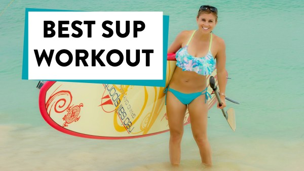 SUP Workout Grand Cayman no text