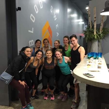 Last Class at Barry's Bootcamp
